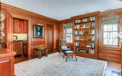 È in vendita la casa di JFK a Washington DC