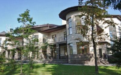 Volete una casa davvero da Vip? Andate a Rublyovka