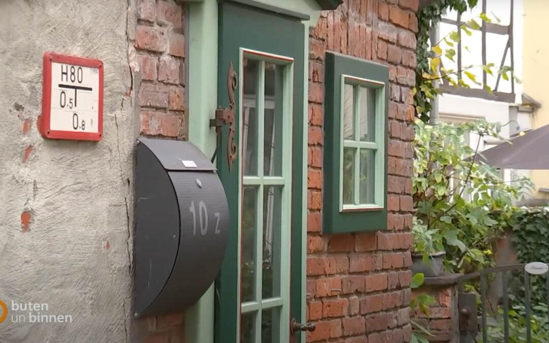Venduta la più piccola casa in Germania: 7 metri quadrati